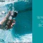 VOSSボトルの洗い方は?底までしっかり洗える3つの方法!