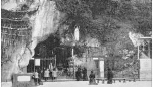 ルルドの泉,ルルド,奇跡,ベルナデッタ,効果,日本,東京